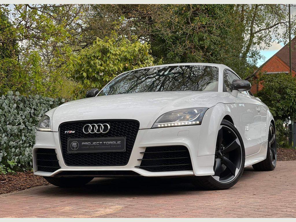 Audi TT RS Coupe 2.5 Plus S Tronic quattro 2dr