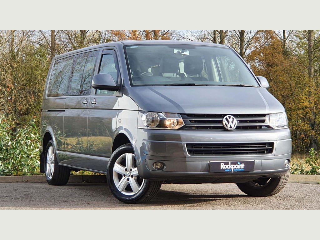 Volkswagen Transporter Shuttle Other 2.0 TD T30 SE Mini Bus DSG 4dr (LWB)