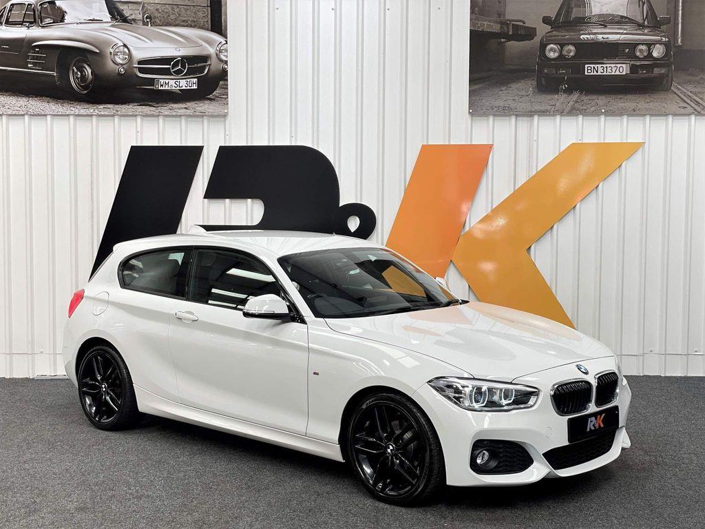 BMW 1 Series Hatchback 2.0 118d M Sport Auto (s/s) 3dr