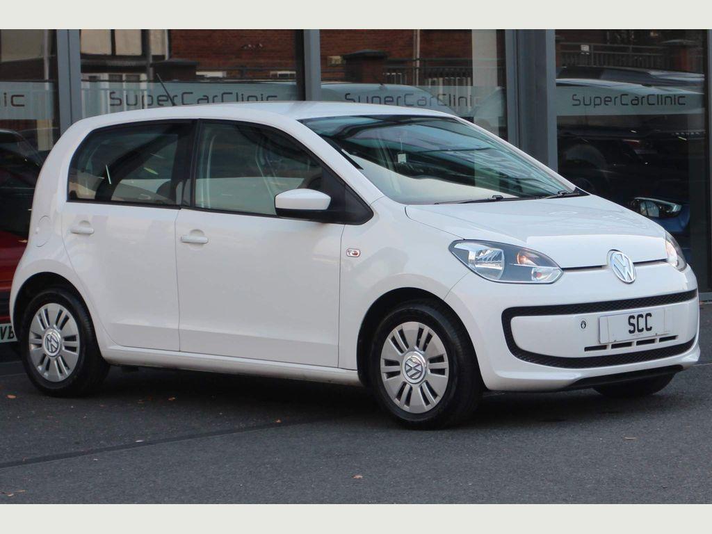 Volkswagen up! Hatchback 1.0 BlueMotion Tech Move up! 5dr