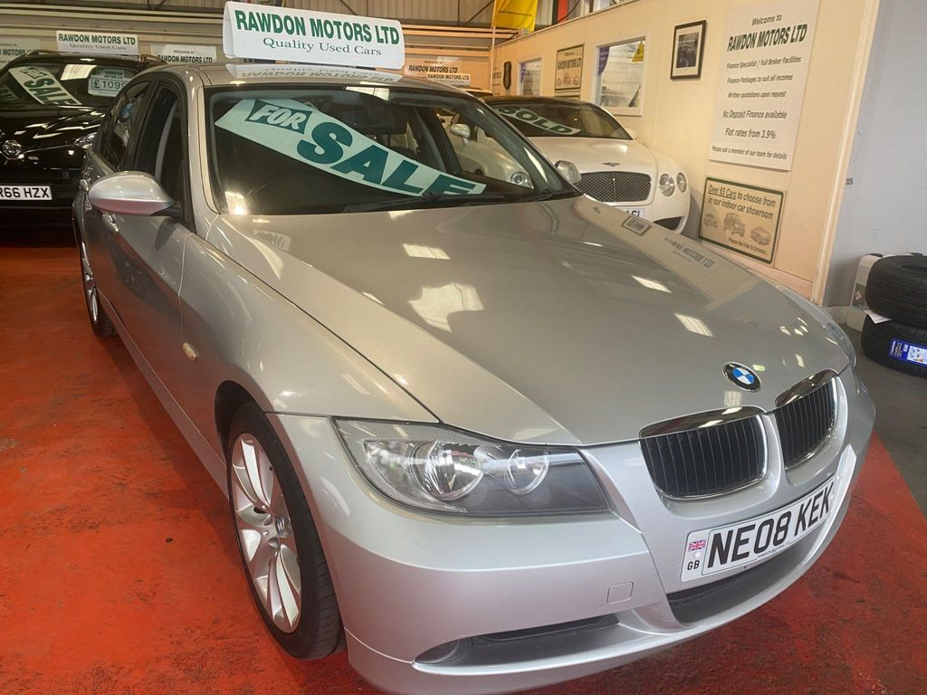 BMW 3 Series Saloon 2.0 320i SE Edition 4dr