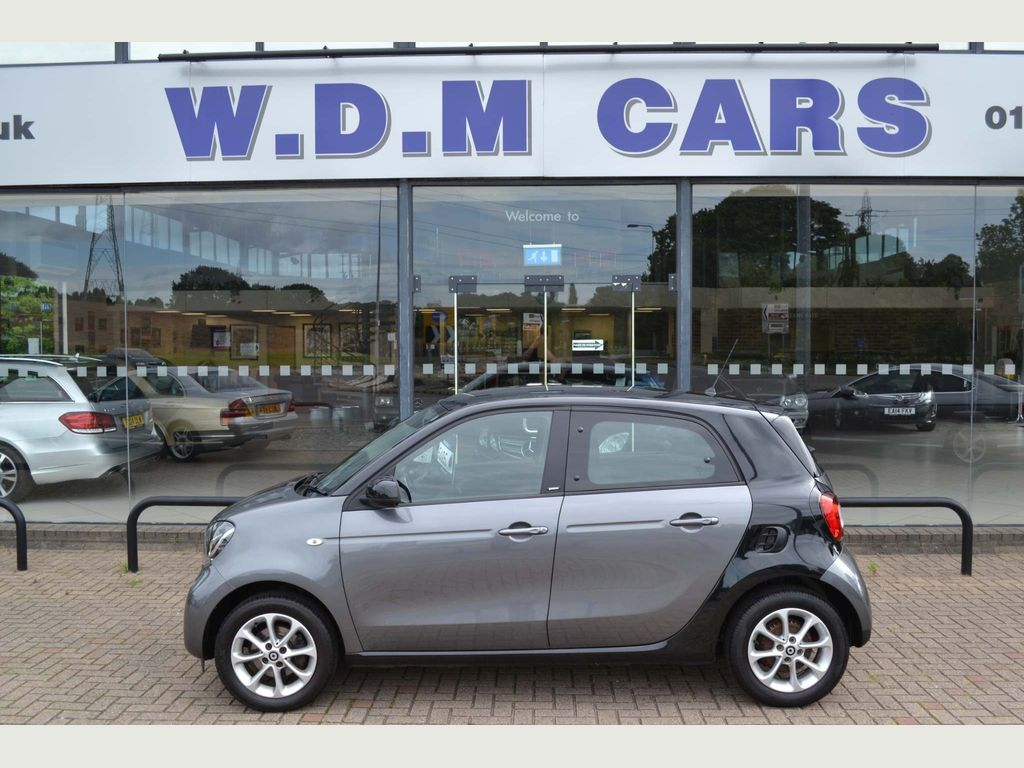 Smart forfour Hatchback 0.9T Passion (Premium) (s/s) 5dr