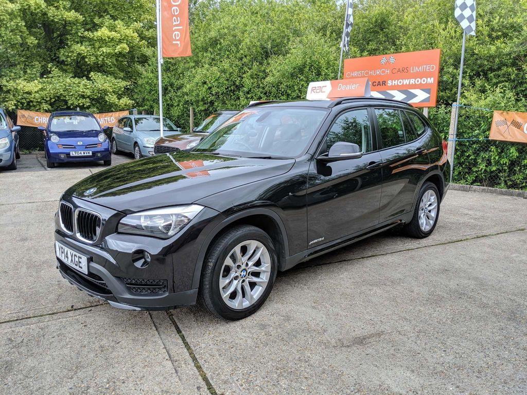 BMW X1 SUV 2.0 18d Sport Auto xDrive 5dr