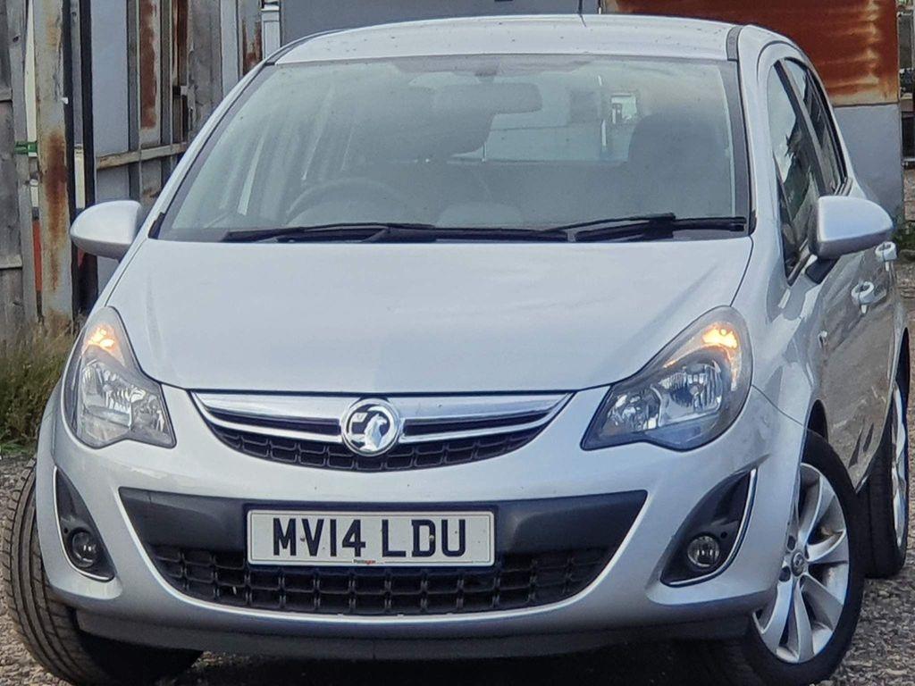 Vauxhall Corsa Hatchback 1.4 16V Excite 5dr (A/C)