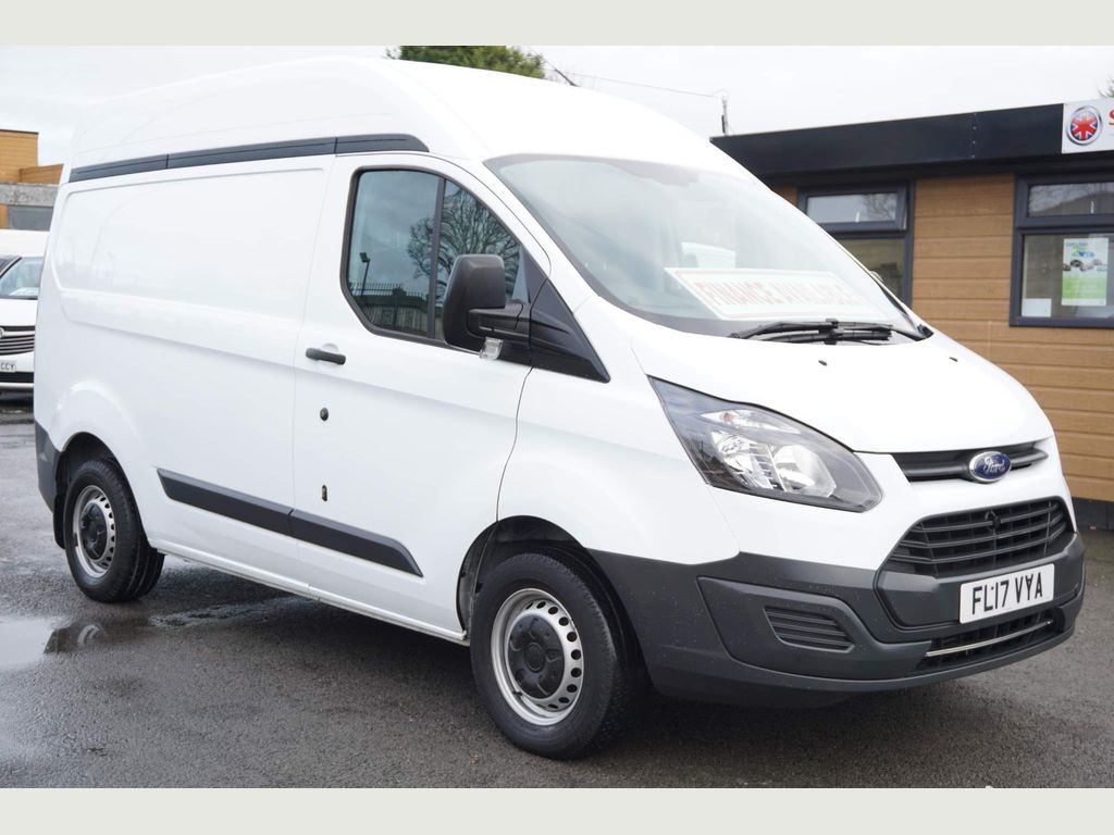 Ford Transit Custom Panel Van 2.0 TDCi 290 High Roof SWB