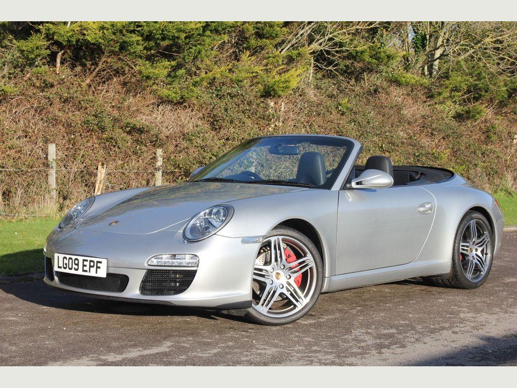 Porsche 911 Convertible 3.8 997 Carrera S Cabriolet PDK 2dr