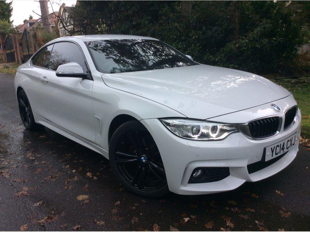 BMW 4 Series Coupe 2.0 420d M Sport Auto xDrive 2dr