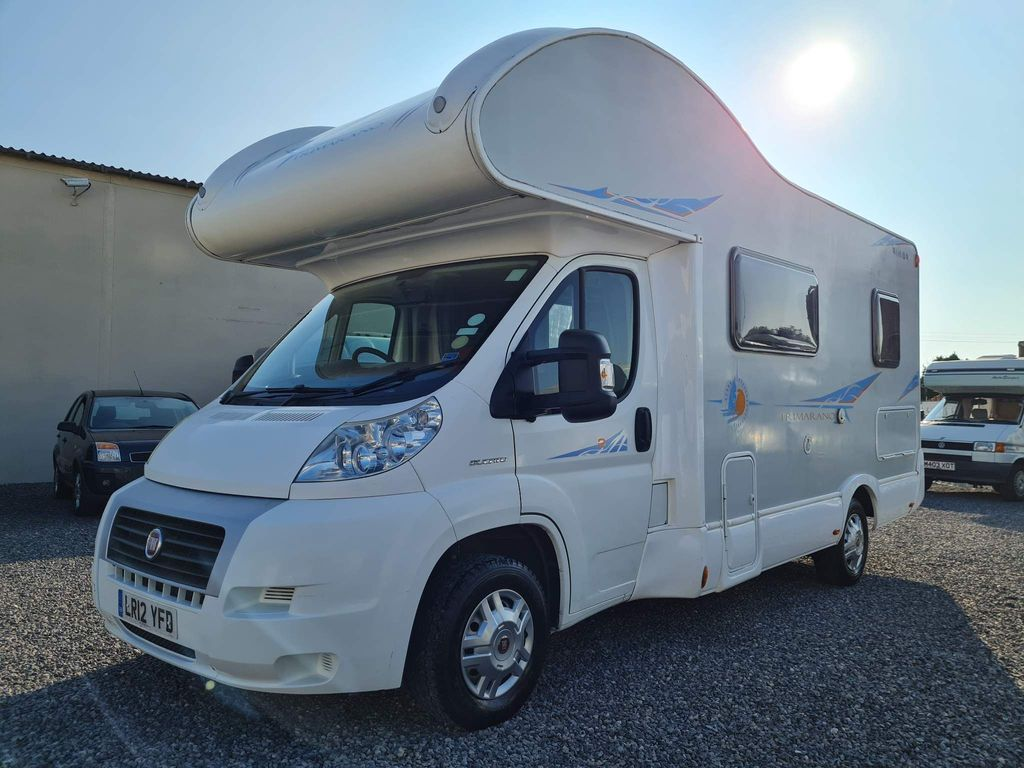 Rimor Sorry now sold Motorhome Fiat ducato