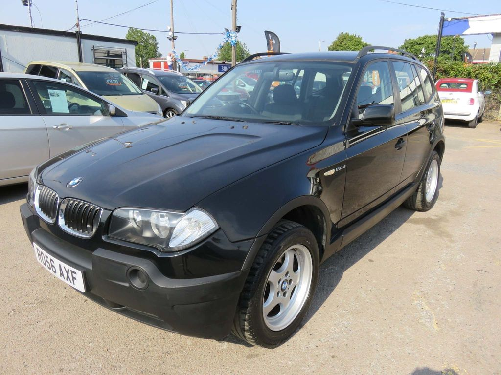 BMW X3 SUV 2.0 d 5dr