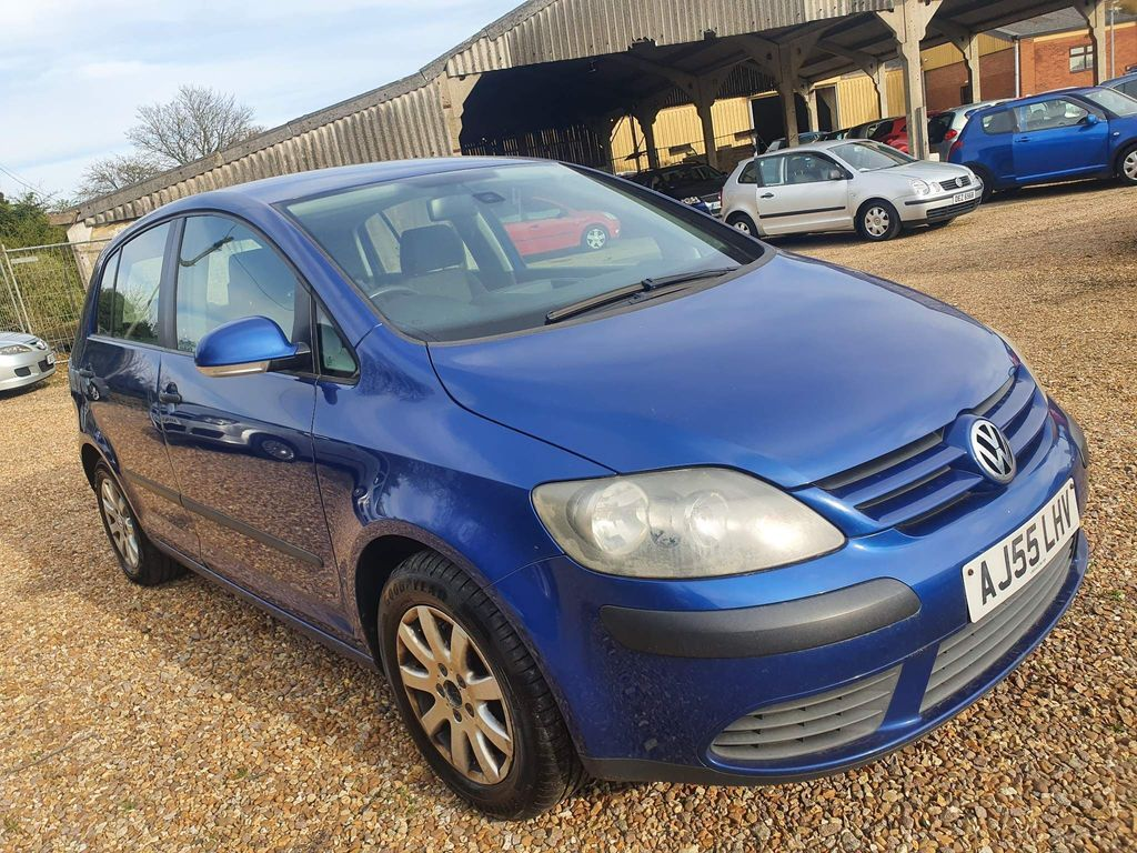 Volkswagen Golf Plus Hatchback 1.9 TDI PD SE 5dr