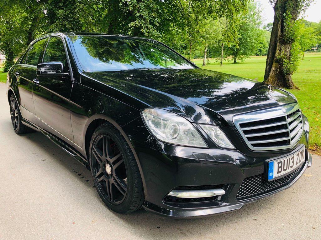 Mercedes-Benz E Class Saloon 1.8 E200 BlueEFFICIENCY Sport 7G-Tronic Plus (s/s) 4dr
