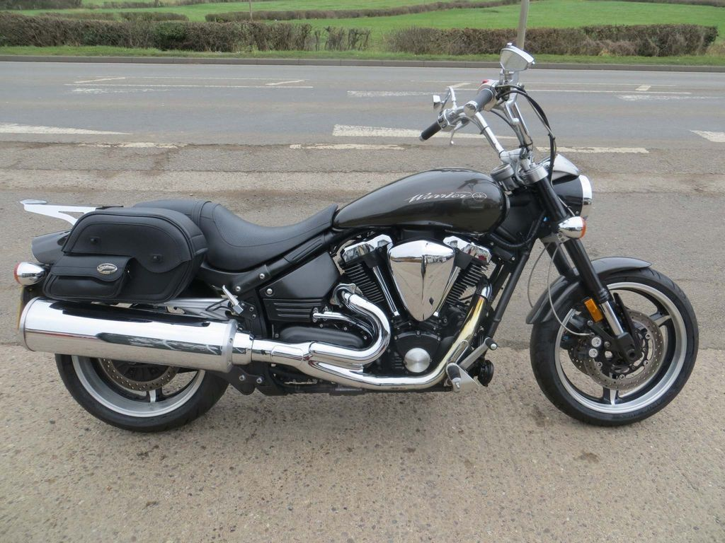 Yamaha XV1700 Custom Cruiser 1700 Roadstar Warrior