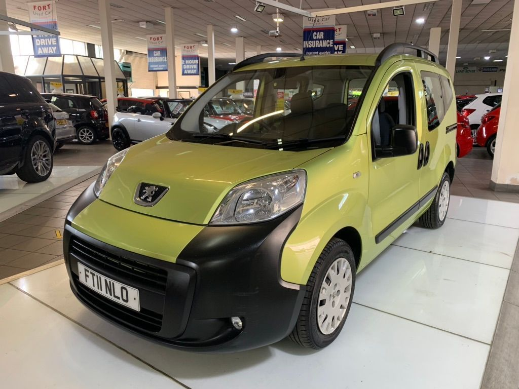 Peugeot Bipper Tepee MPV 1.3 HDi Tepee Outdoor EGC (s/s) 5dr
