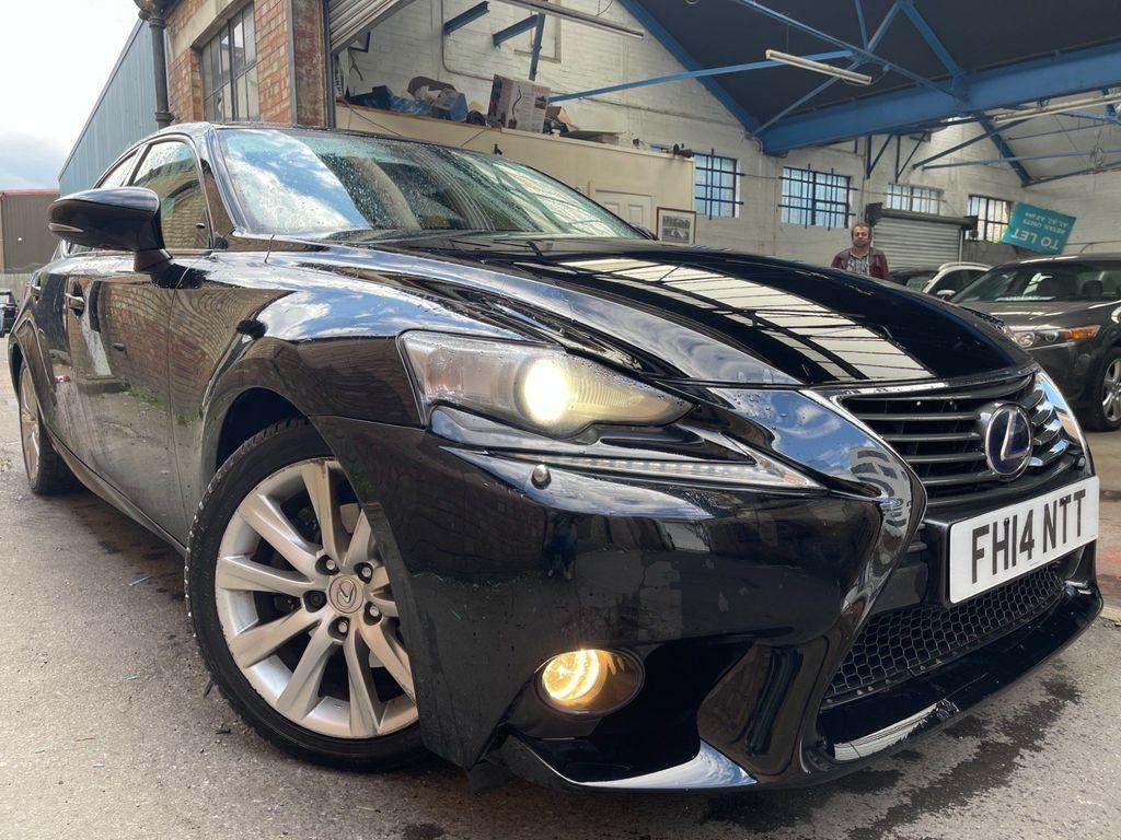 Lexus IS 300 Saloon 2.5 Executive Edition E-CVT 4dr