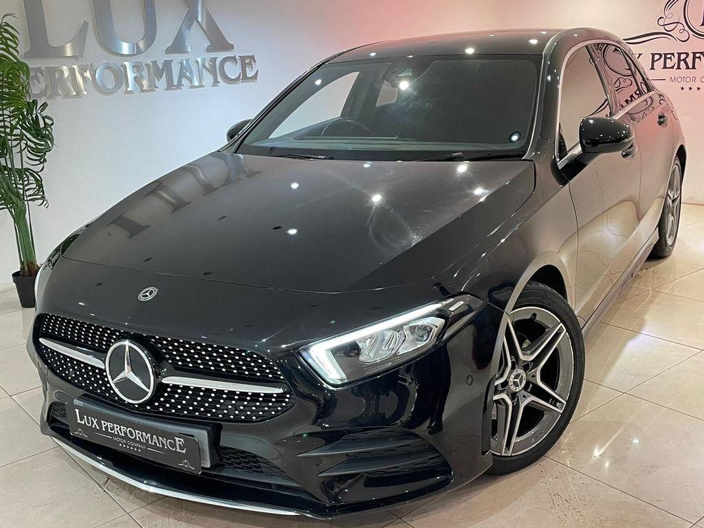 Mercedes-Benz A Class Hatchback 1.5 A180d AMG Line (Executive) 7G-DCT (s/s) 5dr