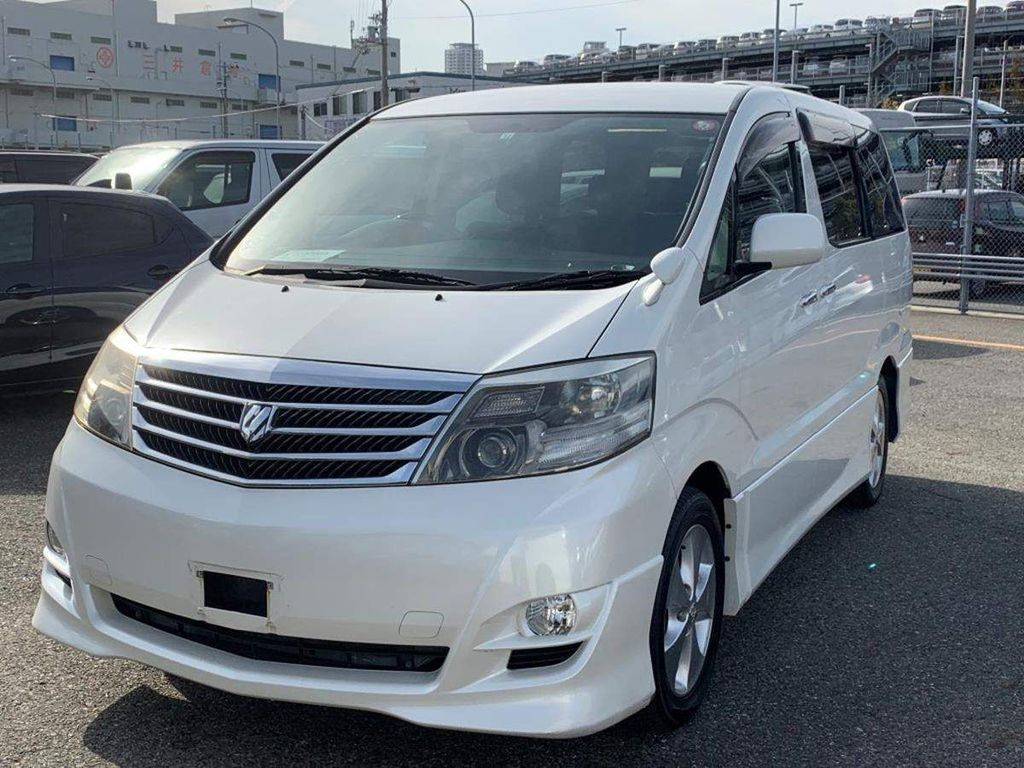 Toyota Alphard Unlisted 2.4 AS