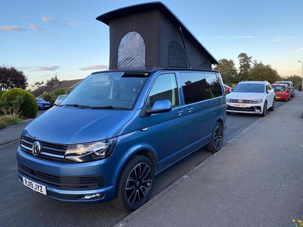 Volkswagen Transporter Van Conversion 2.0 TDI T28 BlueMotion Tech Highline Panel Van 5dr Diesel Manual FWD SWB EU6 (s/s) (102 ps)