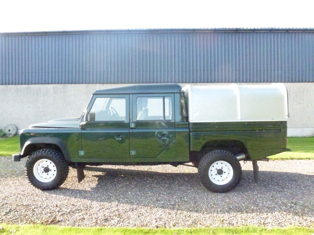 Land Rover Defender 130 Pickup 2.4 TDi Double Cab Pickup 4dr