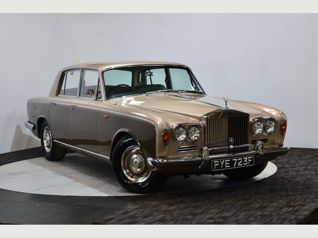 Rolls-Royce Silver Shadow Saloon Silver Shadow