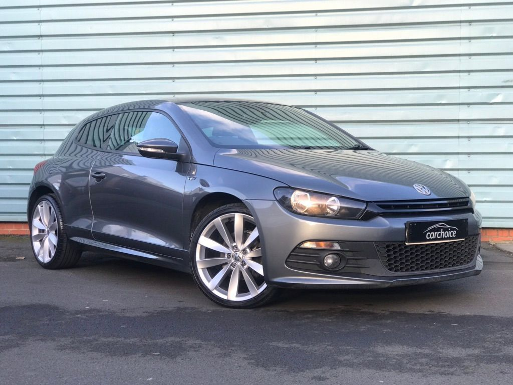 Volkswagen Scirocco Coupe 2.0 TDI BlueMotion Tech R-Line 3dr