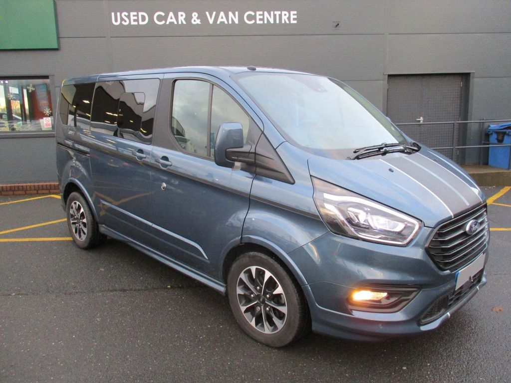 Ford Transit Custom MPV TOURNEO SPORT 2.0 170 PS L1 **NO VAT **