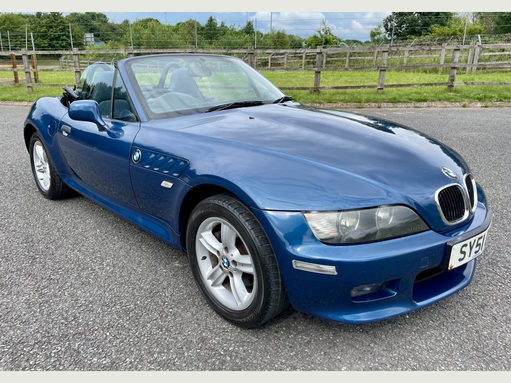 BMW Z3 Convertible 2.2 Roadster 2dr