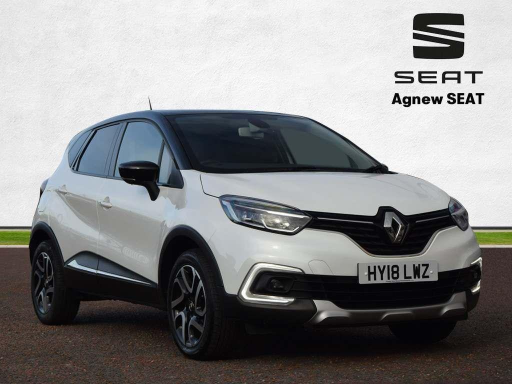 Renault Captur SUV 0.9 TCe Dynamique S Nav (s/s) 5dr