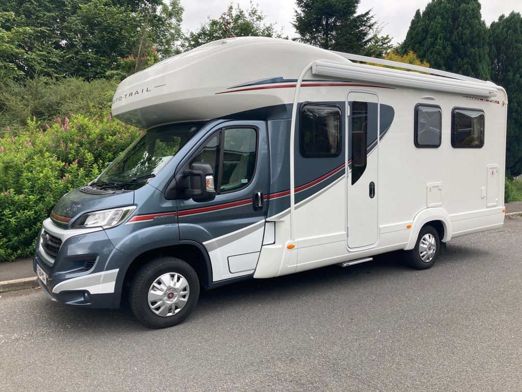 Auto-Trail Imala 730 Coach Built DELIVERY POSSIBLE ISLAND BED