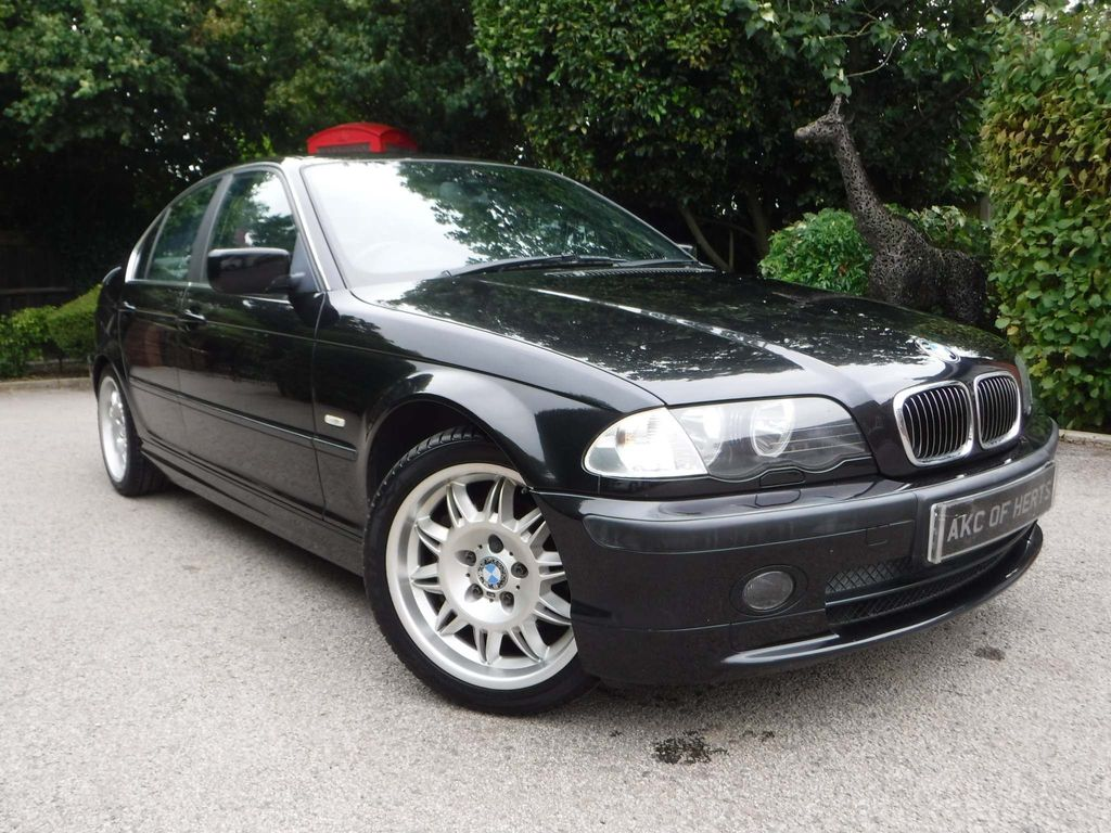 BMW 3 Series Saloon 2.8 328i SE 4dr