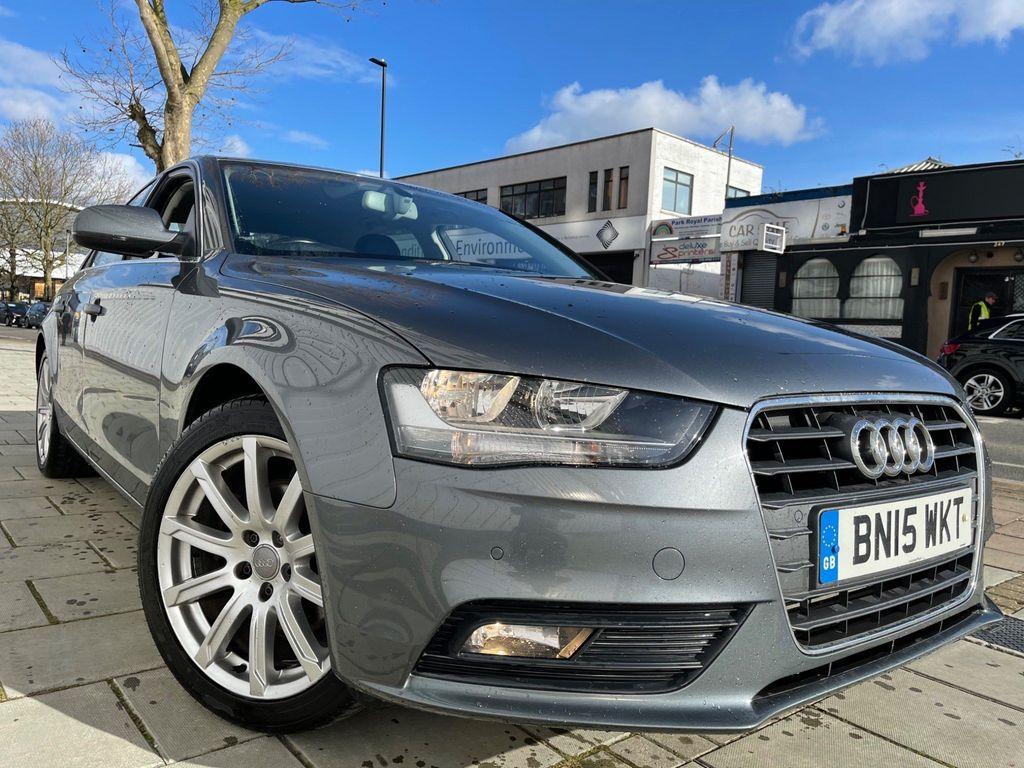 Audi A4 Saloon 1.8 TFSI SE Technik 4dr