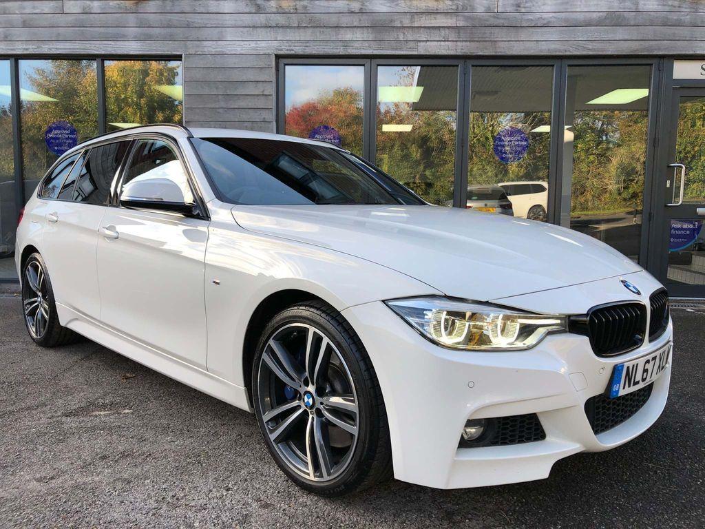 BMW 3 Series Estate 3.0 335d M Sport Touring Auto xDrive (s/s) 5dr
