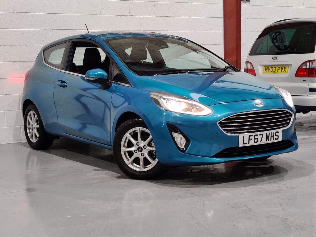Ford Fiesta Hatchback 1.0T EcoBoost Zetec (s/s) 3dr