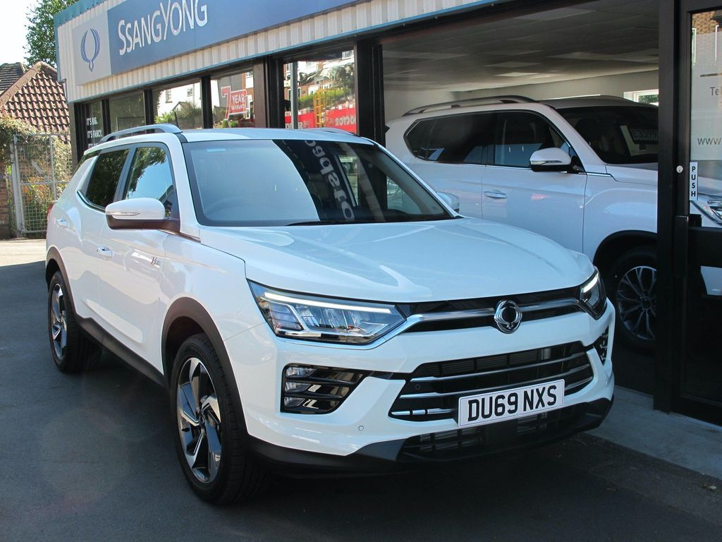 SsangYong Korando SUV 1.5 Ultimate (s/s) 5dr