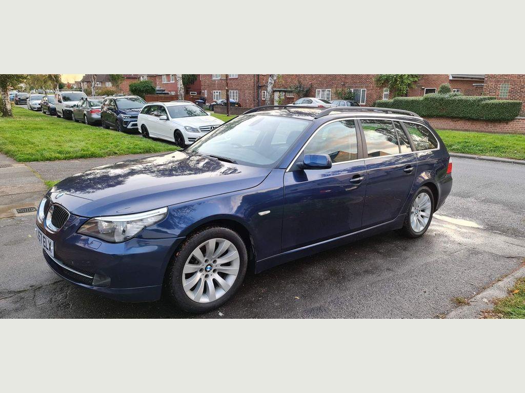 BMW 5 Series Estate 3.0 530i SE Touring 5dr