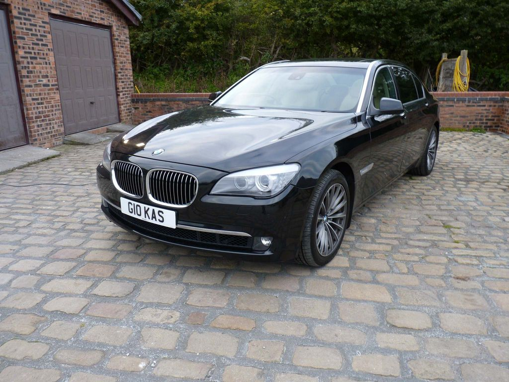 BMW 7 Series Saloon 4.4 750Li LWB Saloon 4dr