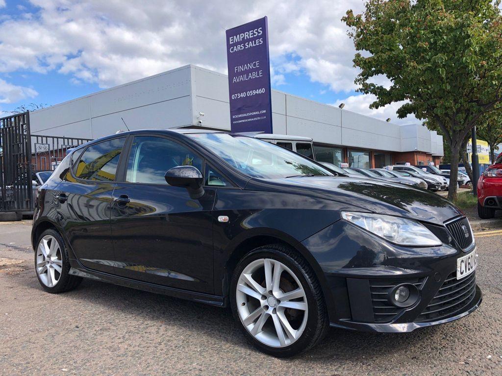 SEAT Ibiza Hatchback 1.4 Sport Black 5dr