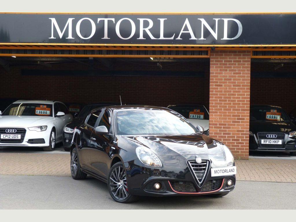 Alfa Romeo Giulietta Hatchback 2.0 JTDM-2 QV Line (s/s) 5dr