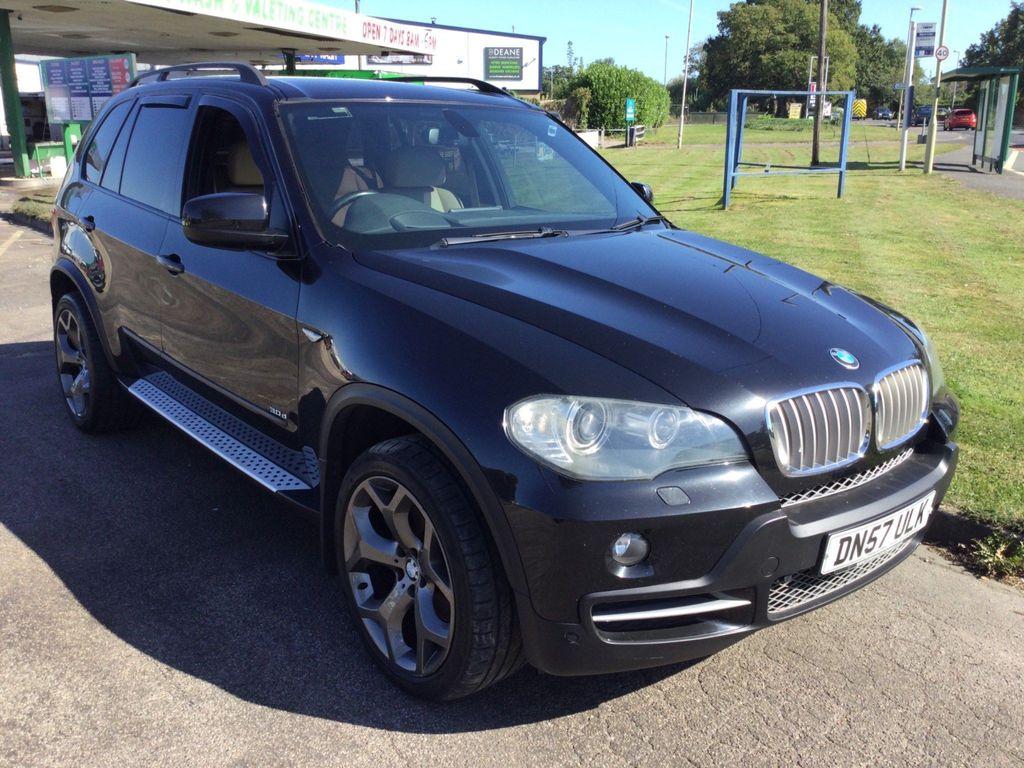 BMW X5 SUV 3.0d SE Auto 4WD 5dr