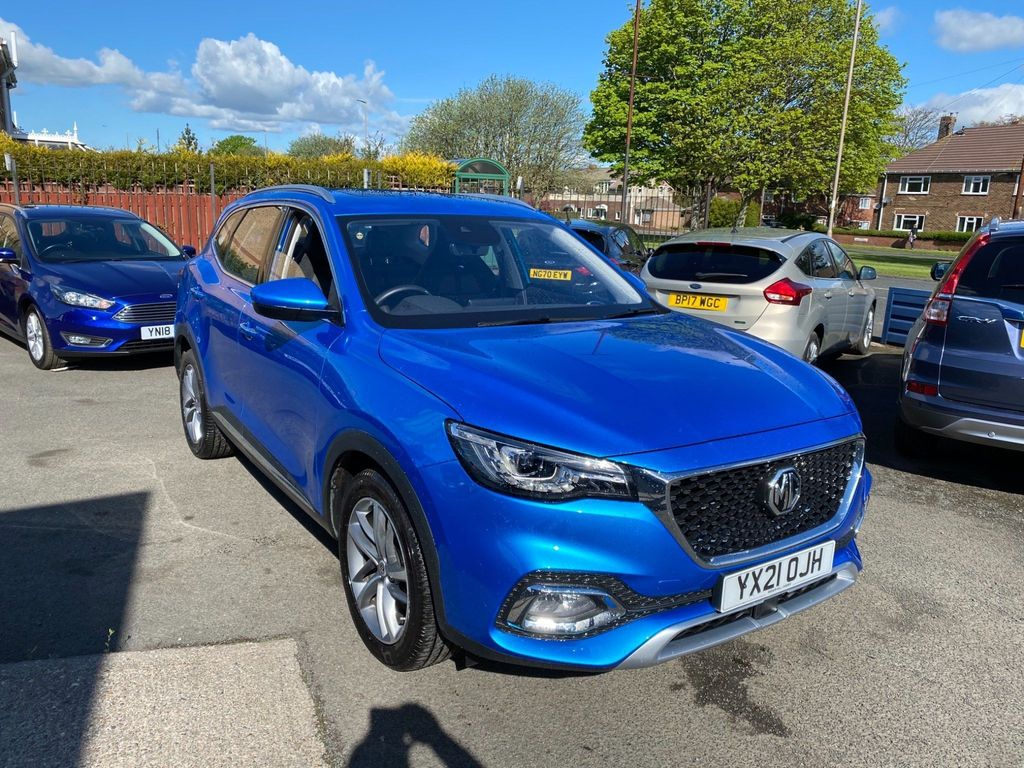 MG MG HS SUV 1.5 T-GDI Exclusive DCT (s/s) 5dr
