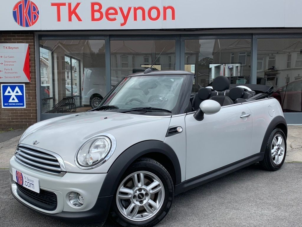 MINI Convertible Convertible 1.6 One (Pepper) 2dr
