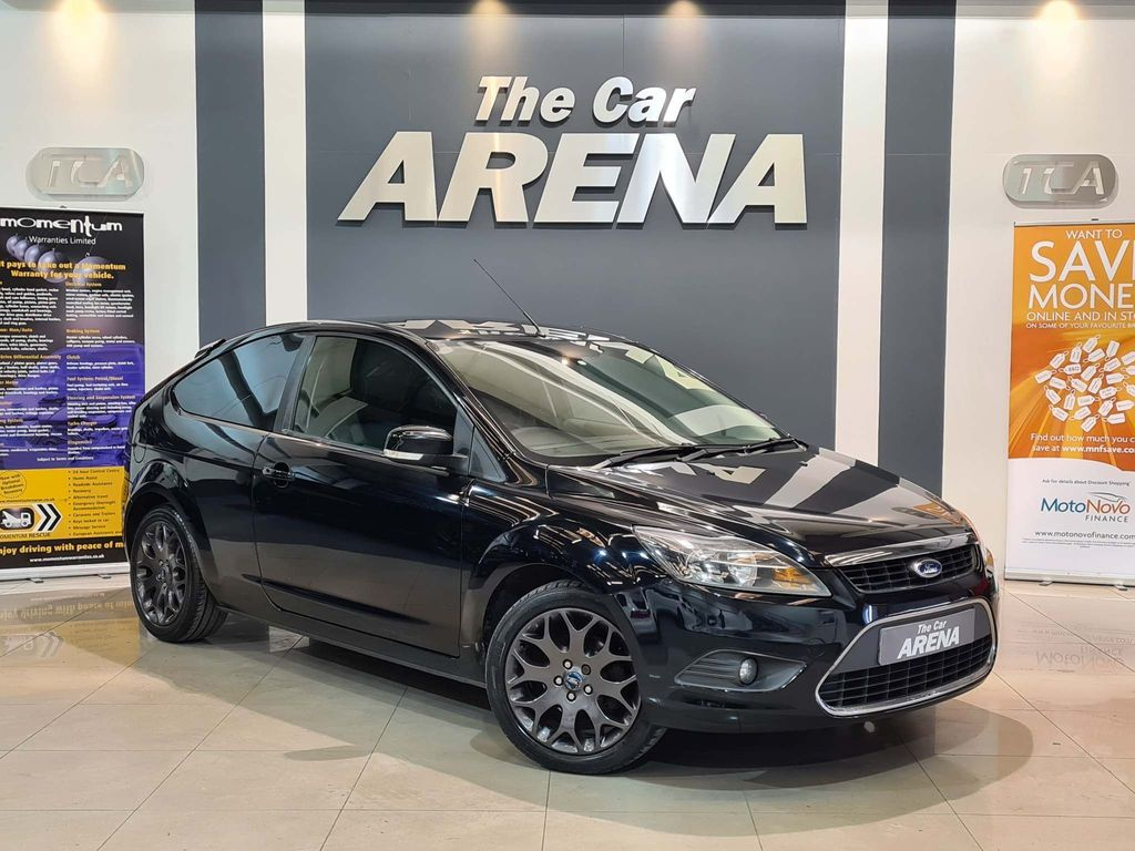 Ford Focus Hatchback 1.6 Zetec 3dr