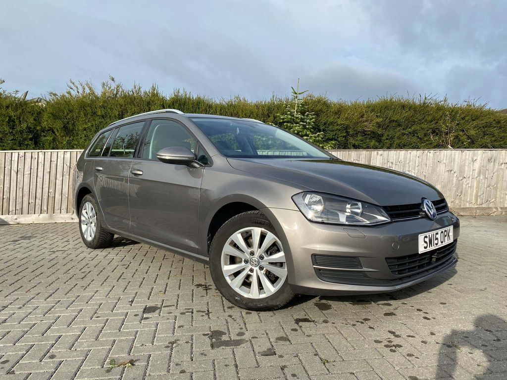 Volkswagen Golf Estate 1.4 TSI BlueMotion Tech SE (s/s) 5dr