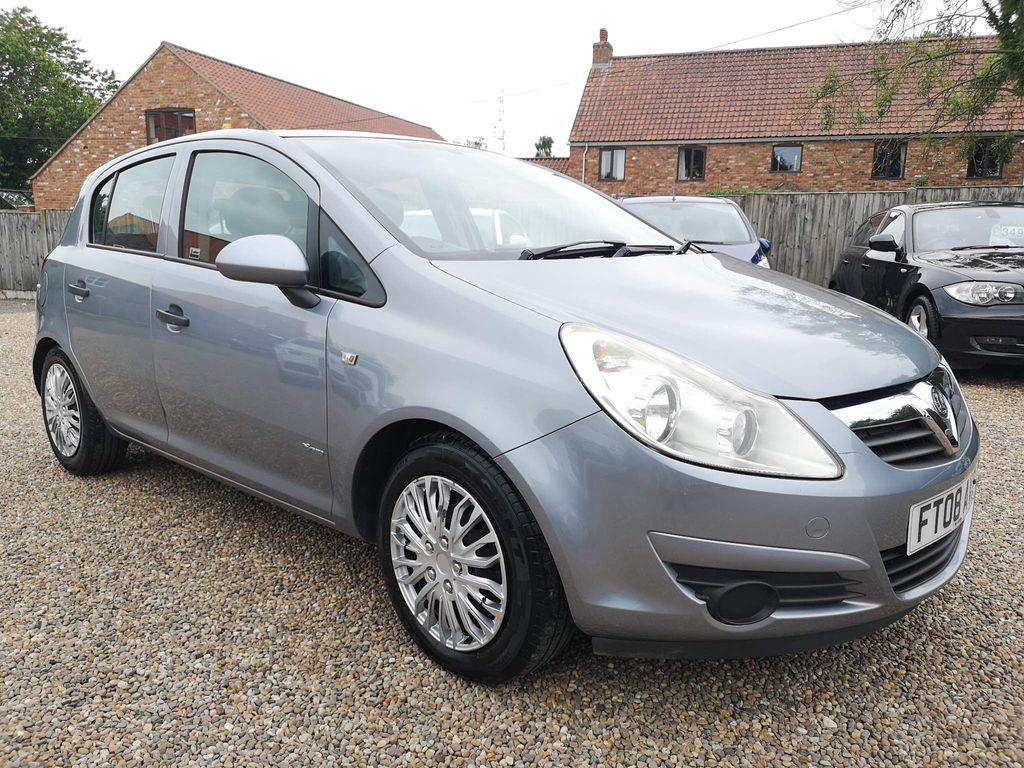 Vauxhall Corsa Hatchback 1.3 CDTi Breeze Plus 5dr