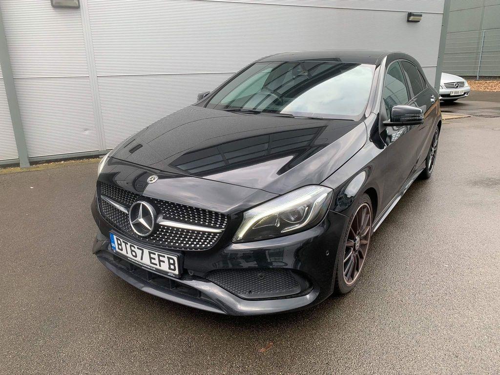 Mercedes-Benz A Class Hatchback 2.1 A200d AMG Line (Premium Plus) 7G-DCT (s/s) 5dr