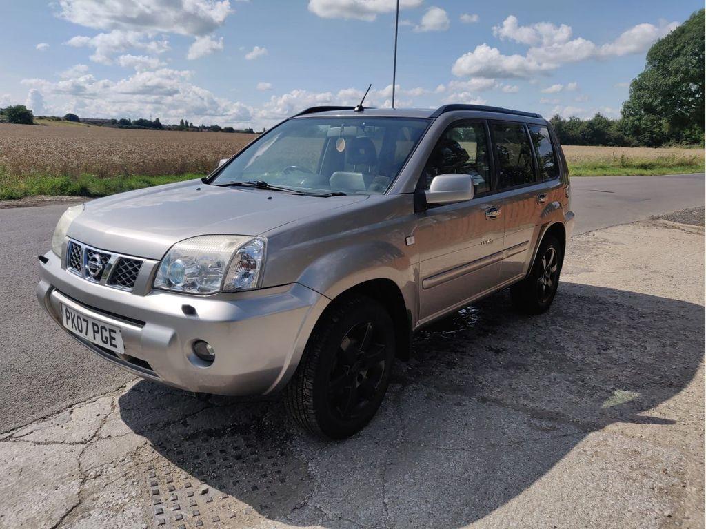 Nissan X-Trail SUV 2.5 i Aventura 5dr