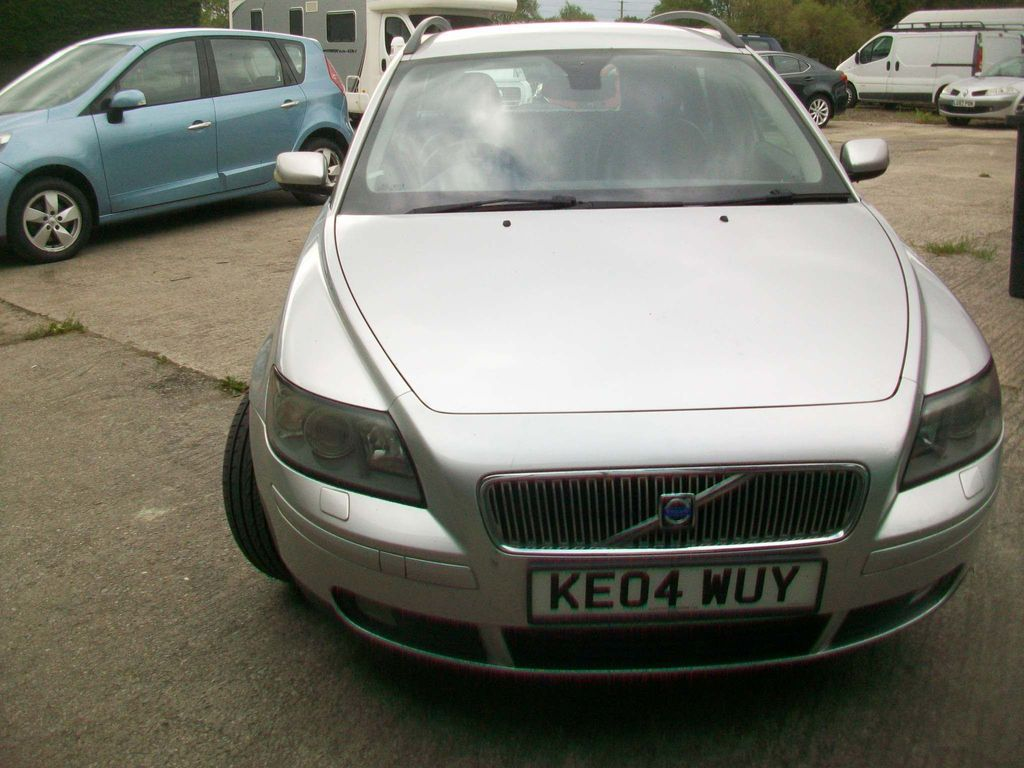 Volvo V50 Estate 2.0 D SE 5dr
