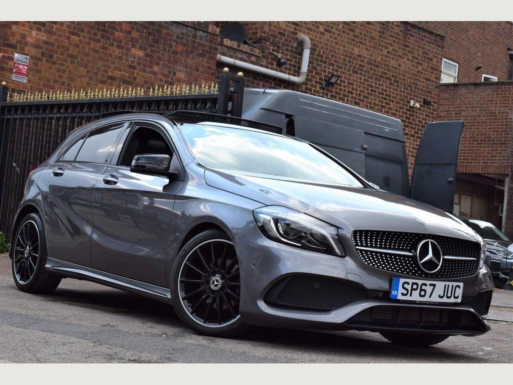 Mercedes-Benz A Class Hatchback 1.6 A200 AMG Line (Premium Plus) 7G-DCT (s/s) 5dr