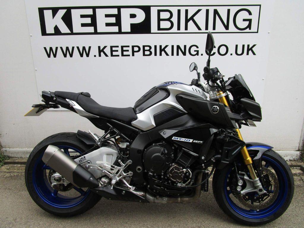 Yamaha MT-10 SP Naked 1000 SP ABS