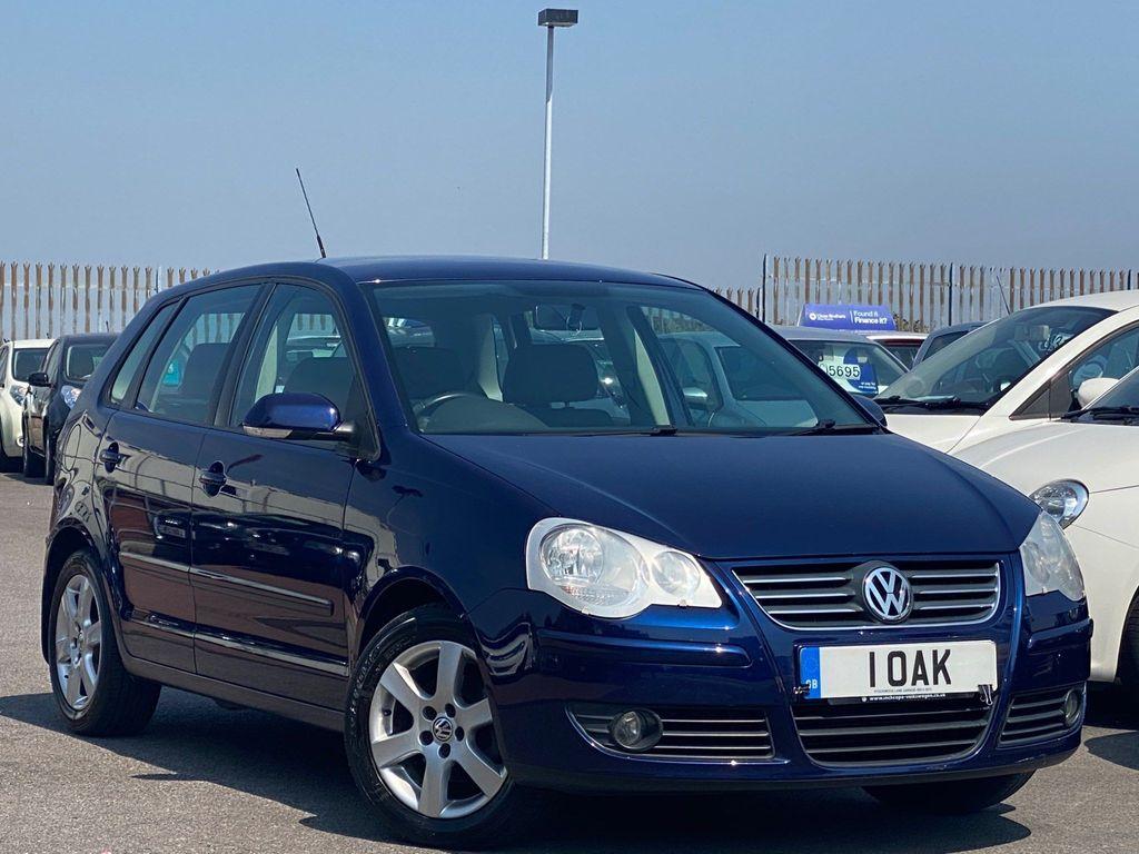 Volkswagen Polo Hatchback 1.6 Sport 5dr
