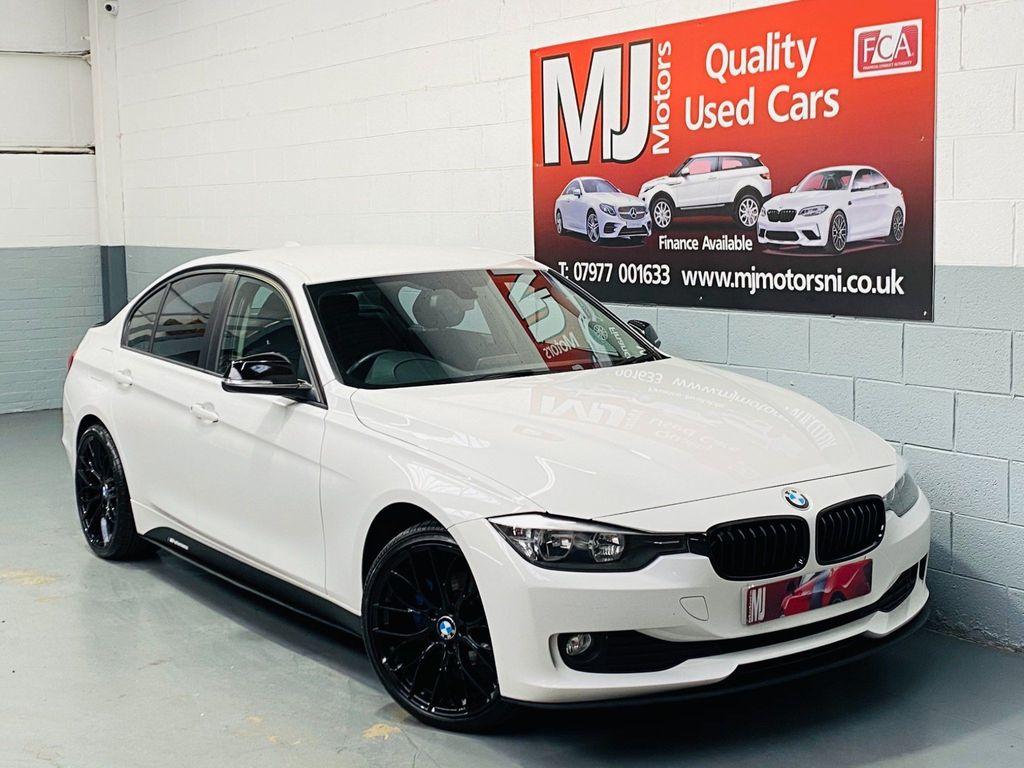 BMW 3 Series Saloon 2.0 316d SE (s/s) 4dr